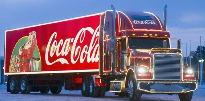 Coca-Cola-Christmas-Truck